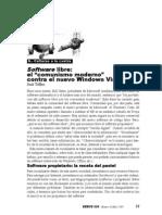 José Téllez - Software Libre