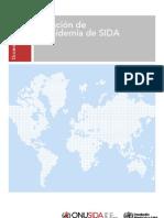 ONUSIDA - Situación Sobre La Epidemia Del SIDA