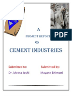 Mayank - Cement