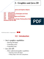 Interactive Java Note - Graphics
