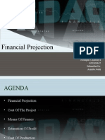 Finance Projection 1