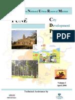 Pune CDP- Volume 1