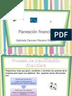 Planificacion de Estados Financieros