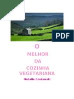 O  Melhor Da Cozinha Vegetarian A Mahalia Goskowski
