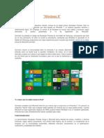 Windows 8 Didactica
