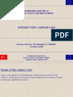 SC19DET Labour Law