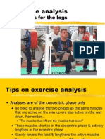 W1 Exercise Analysis