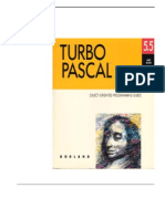 Borland - Turbo Pascal 5.5 Object-Oriented Programming Guide