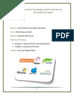 Resumen Sistemas Operativos