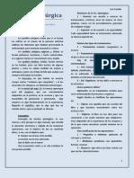 Apuntes de Tecnica Quirurgica - Luiz Parolin