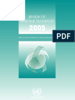 Review of Maritiem Transport 2005_en UNCTAD