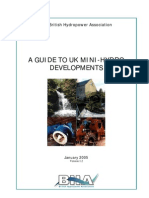 A Guide to Uk Mini-hydro