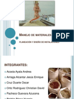 Manejo de Materiales a Granel