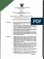 Perka BKPM 12 2009 Pedoman Dan Tata Cara an Penanaman Modal