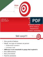 Skil Corporation Gr11 Sec F