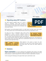 White Paper - Reporting Using ERP Systems