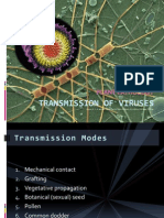 Transmission of Viruses