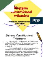 Professor A Luciana - Sistema Constitucional Tributário - 6º Sem