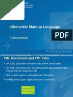 02 - XML - Fundamentals