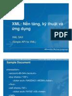08 - XML - SAX