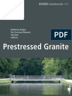 Pre Stressed Granite Bridges US