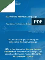 01 - XML - Introduction to XML