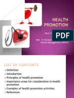 Health Promotion (Emellia)