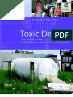 Toxic Debt Report EcoWaste Coaliton