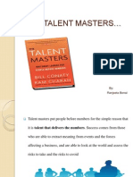 The Talent Masters