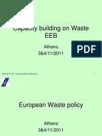 EEB Capacity Building Waste Arditi