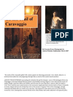 Caravaggio Smithsonian, March 2007