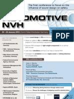 Automotive NHV