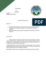 EDD - Enunciado Segundo Proyecto s2_2011