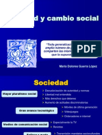 Juventud y Cambio Social