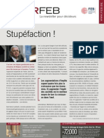Stupéfaction !, Infor FEB n° 36, 17 novembre 2011