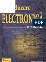 Introduce Re in Electronic A