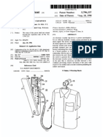 Electronic security clip device (US patent 5796337)