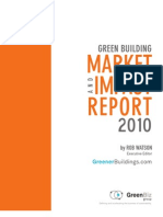 Green Building Market Impact Report_2010