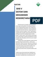 Kesekretariatan-PMLDK