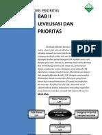 Levelisasi Dan Prioritas-PMLDK