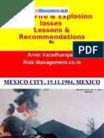 Major Fire Losses