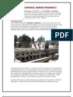 About Gurukul Kangri Pharmacy