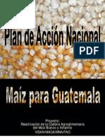 03 Plan Accion Maiz Para Guatemala