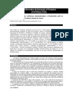 ARTIGO INICIAÇÃO CIENTIFICA 2010_UNIFOR