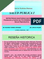 Clase 7 - Estrategias San It Arias II VIH SIDA TBC