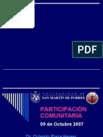 Clase 9 - Participación Com Unit Aria