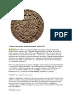 Calendarul mayaº chiar prevede distrugerea lumii în 2012