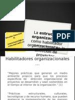 or Organizacional - Estructura Organizacional