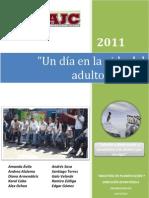 Informe Del Legado Un Dia en La Vida Del Adulto Mayor