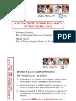 Ecdl Health